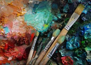 Blended Painting