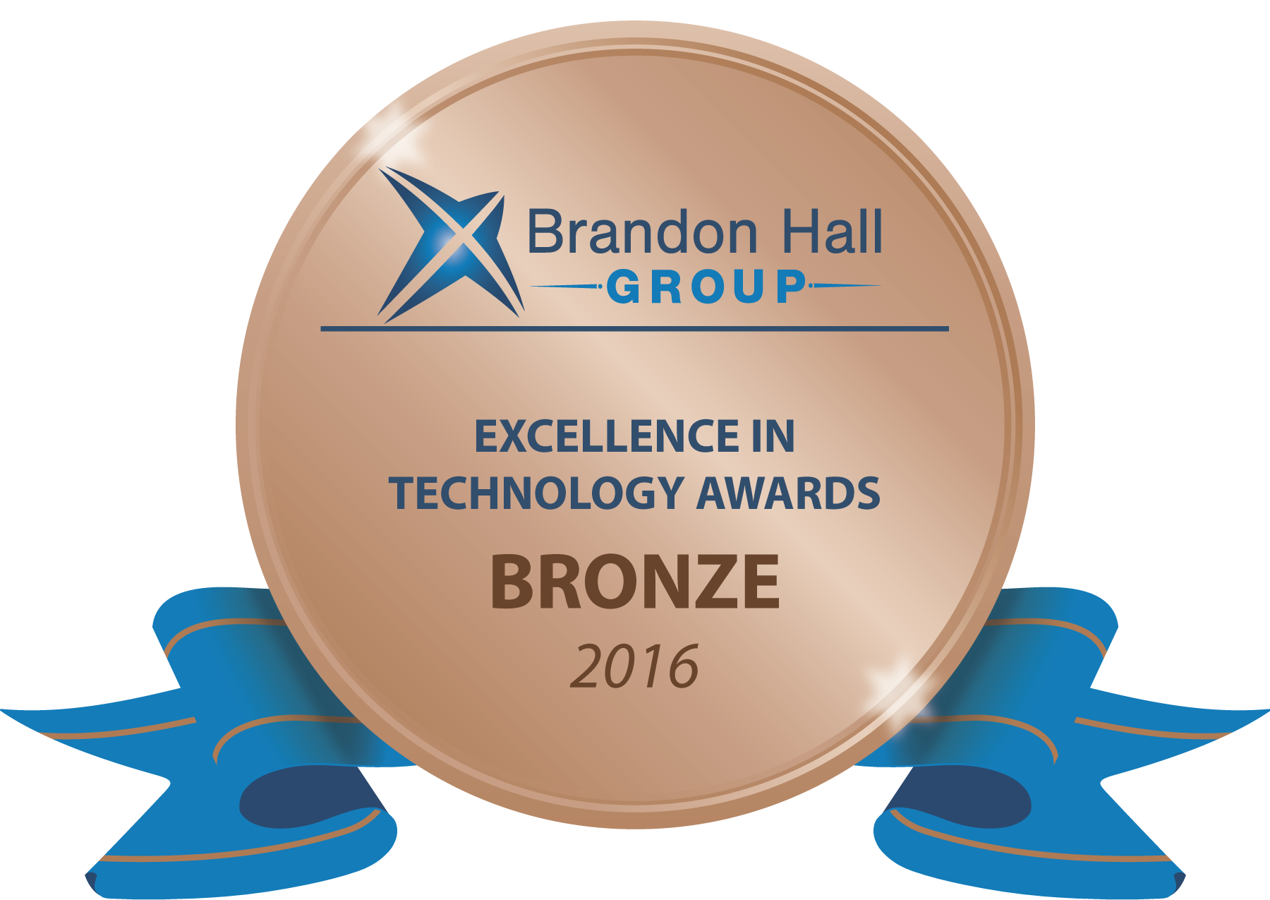 Brandon Hall Excellence in Technology 2016