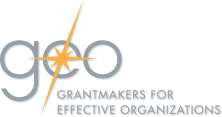 GEO Grantmakers for Effective Organizations