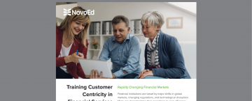 Training Customer Centricity in Financial Services