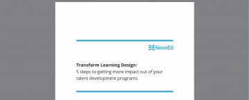 Learning Experience Design eBook