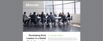 Developing Early Leaders in Global Telecom