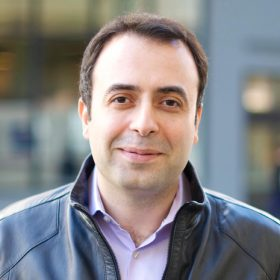 Amin Saberi, Co-Founder, Online Learning, Education, Corporate Training