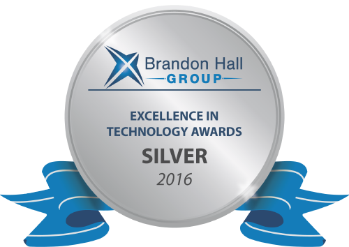 Brandon Hall Group, Excellence in Technology Awards