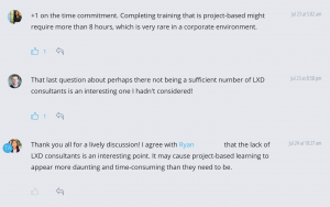 Spark Discussions Among Learners Pt. 2