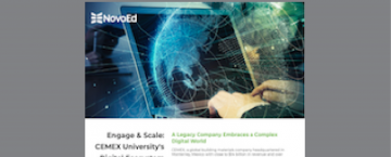 Engage & Scale: CEMEX University's Digital Ecosystem