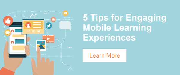 Engaging Mobile Learning Experiences Blog - Learn More