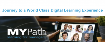 Journey to World Class Digital Learning Experience